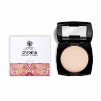 GARDEN OF PANTHENOLS COMPACT POWDER PM-16 FRENCH BEIGE