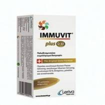 IMMUVIT Plus Q10 30softgels
